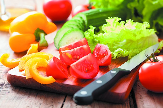 vegetables for controlling appetite