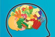 A healthy dietary pattern can help keep the blood vessels in the brain clear and flexible, which may stave off some forms of dementia.