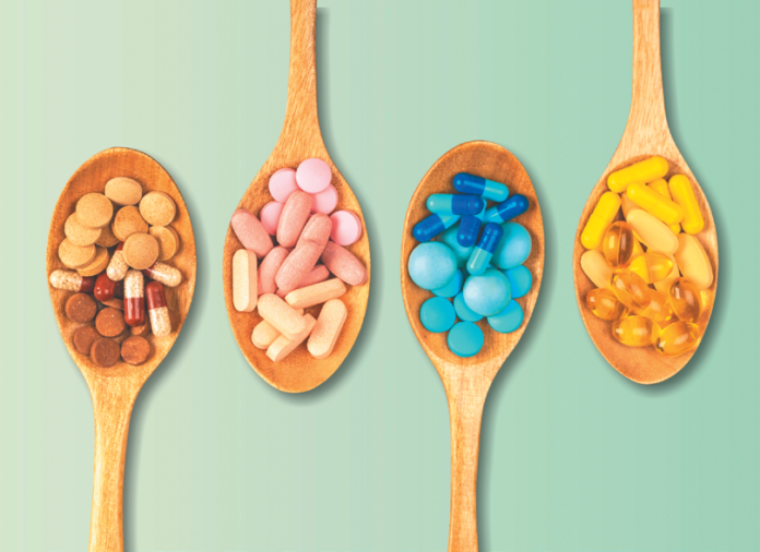 No pill (or collection of pills) can replicate the healthful nutrients in whole foods.